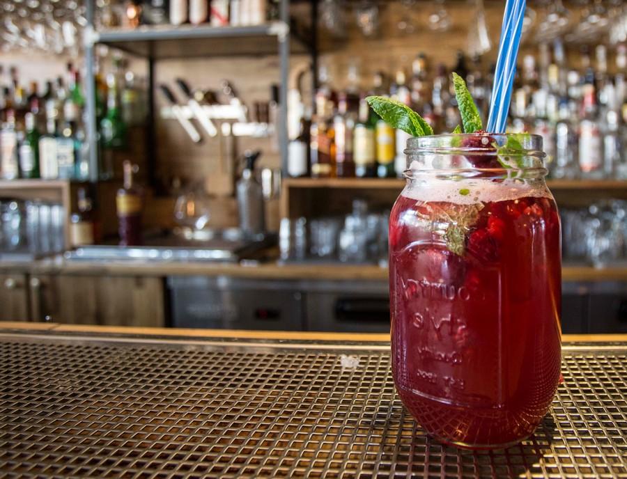 Bloodhound Cocktails